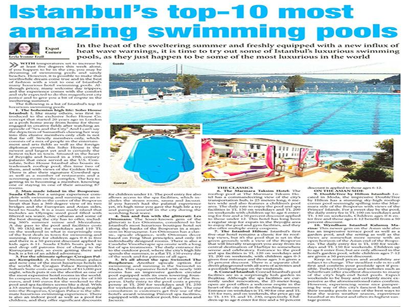 Daily Sabah - Ağustos 2015