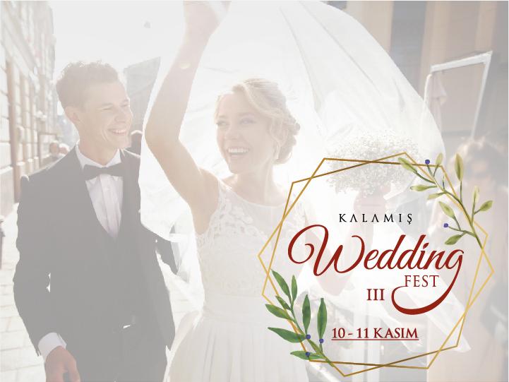 Kalamış Wedding Fest / 10 – 11 Kasım