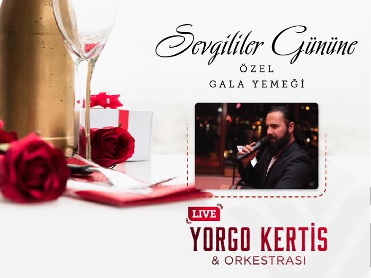 Yorgo Sevgililer Günü Gala Gecesi
