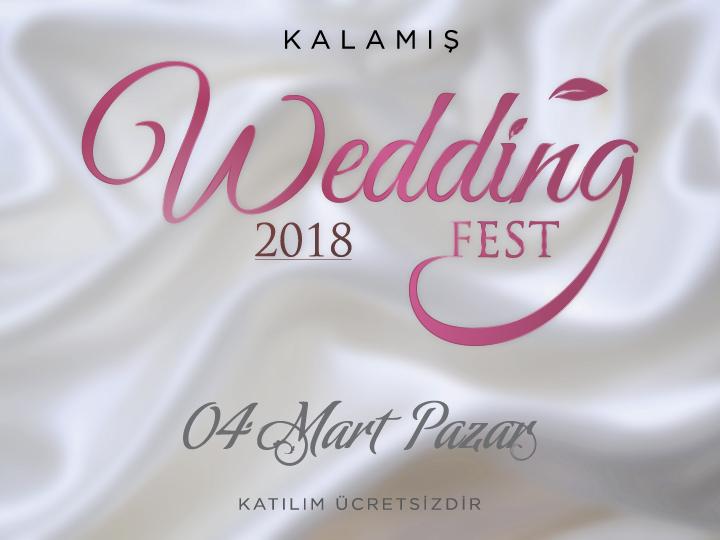 Kalamış Wedding Fest 2018