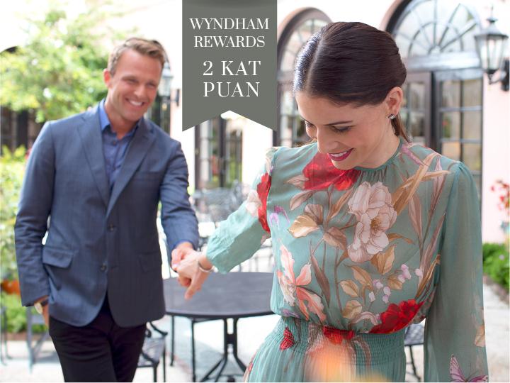 Wyndham Rewards İki Kat Puan Değeri